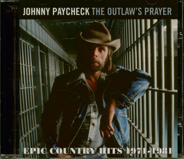 The Outlaw's Prayer - Epic Country Hits 1971-1981 (CD)