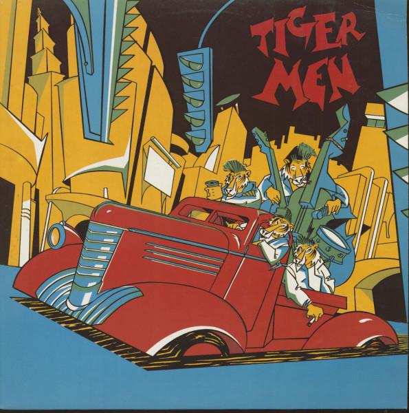Tiger Men (LP)