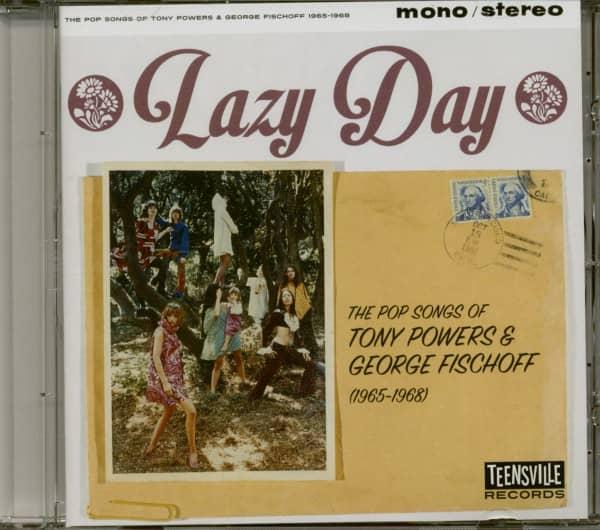 Lazy Day (CD)
