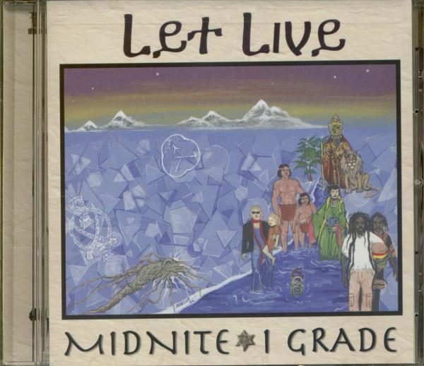 Let Live (CD)