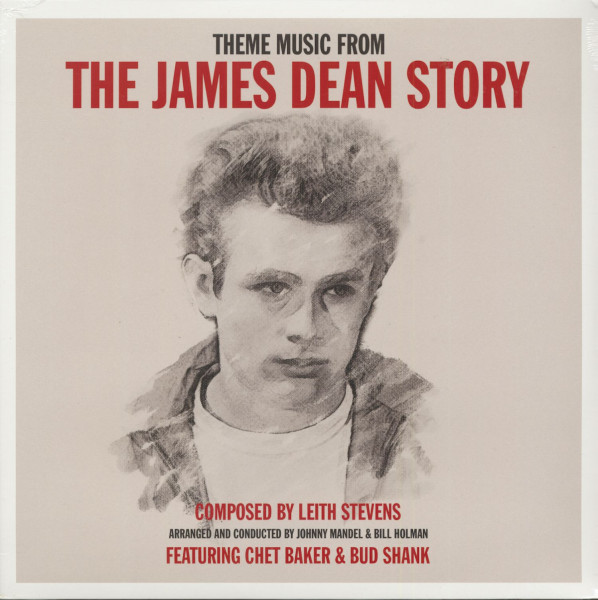 Theme Music From The James Dean Story (LP)