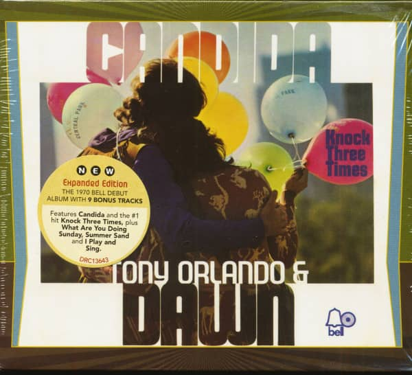 Candida - Tony Orlando & Dawn Series No.1 (CD)