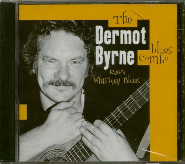 Raw Whiskey Blues (CD)
