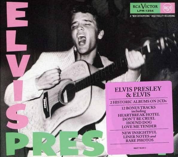 Elvis Presley - Legacy Edition (2-CD) US