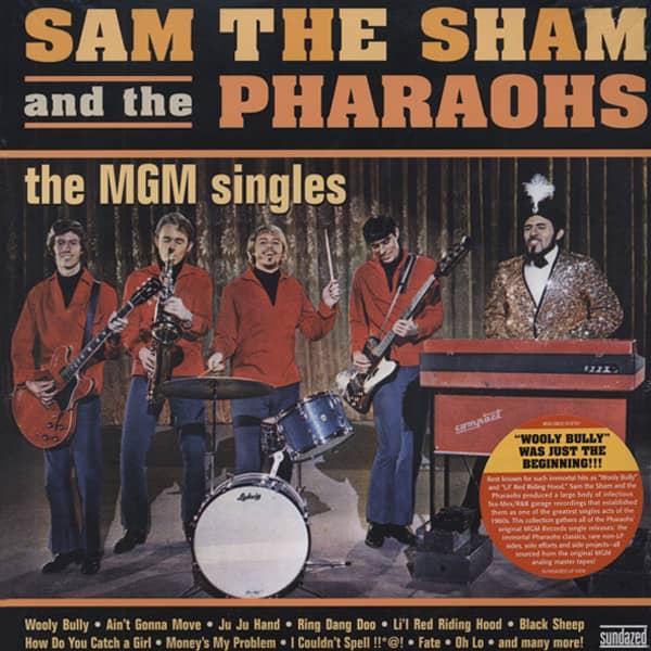 The MGM Singles...plus (2-LP)