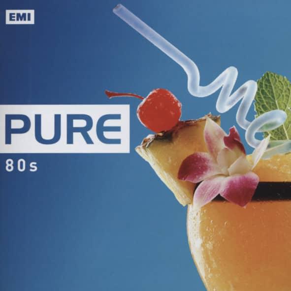 Pure 80s 3-CD