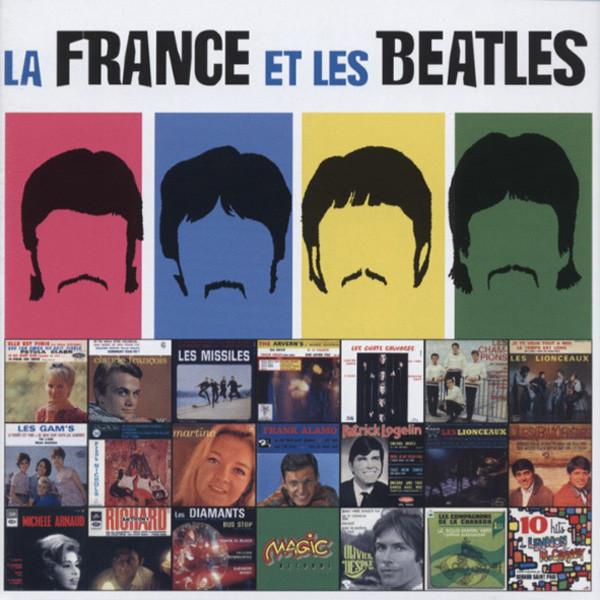 Vol.3, La France Et Les Beatles