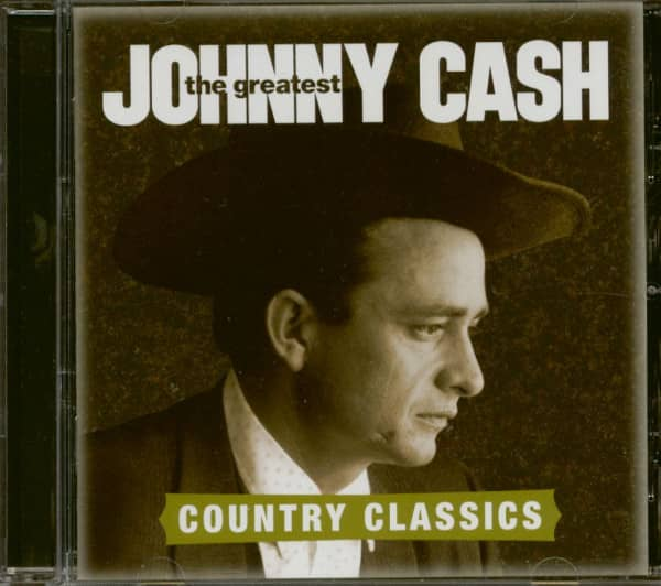 The Greatest Country Classics (CD)