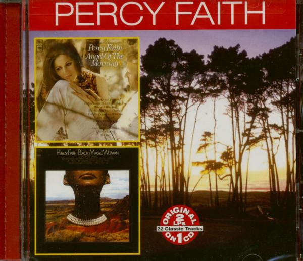 Angel Of The Morning - Black Magic Woman (CD)