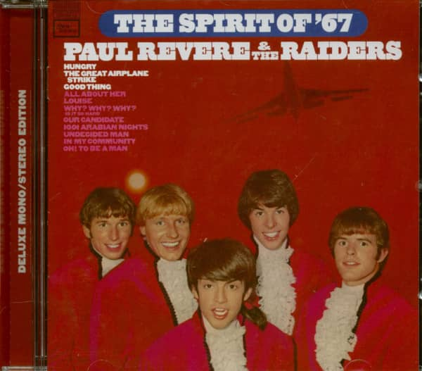 The Spirit Of '67 (CD)