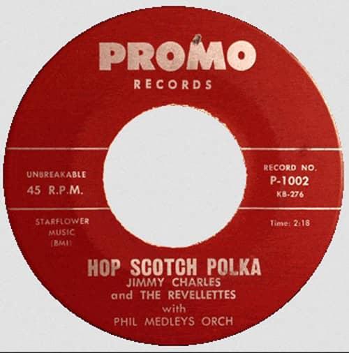 A Million To One - Hop SCotch Polka 7inch, 45rpm