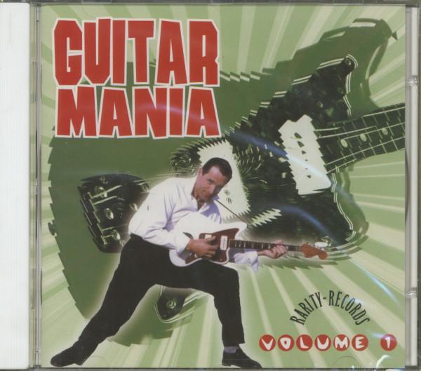 Guitar Mania, Vol.1 (CD)
