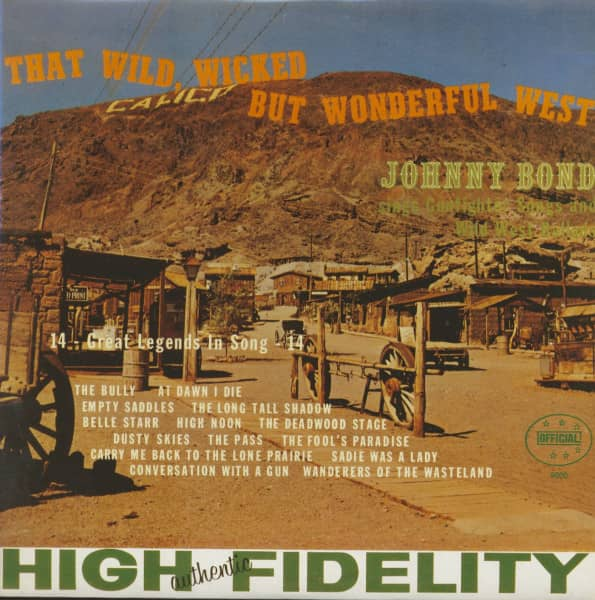 That Wild, Wicked But Wonderful West (LP)