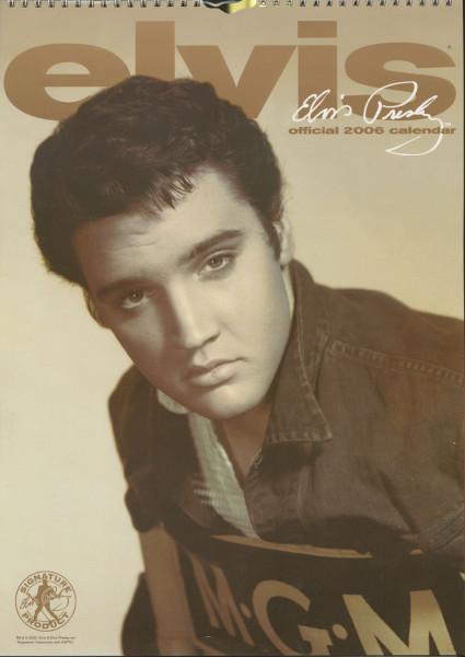 Elvis Presley - Official 2006 Calendar