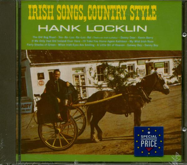 Irish Songs, Country Style (CD)