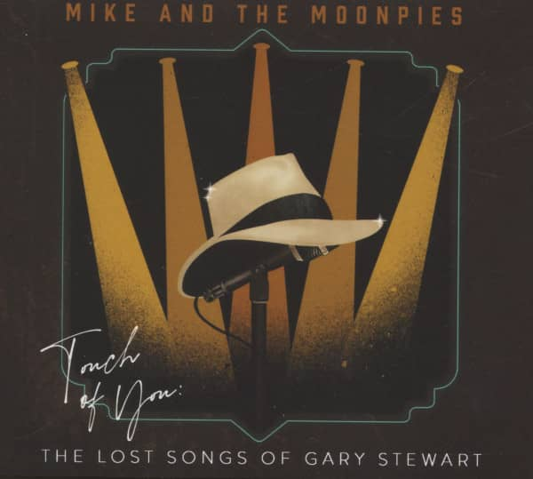 Touch Of You - The Lost Songs Of Gary Stewart (CD)