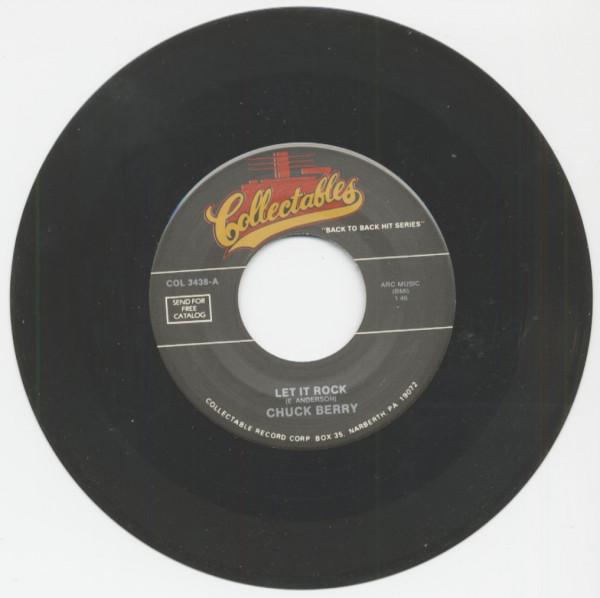 Let It Rock - Sweet Little Rock'n'Roller (7inch, 45rpm)
