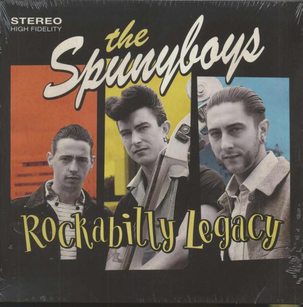 Rockabilly Legacy (LP)