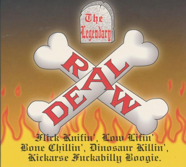 The Legendary Raw Deal (CD Digipak)