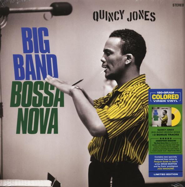 Big Band Bossa Nova (LP, 180g Vinyl, Colored Vinyl, Ltd.)
