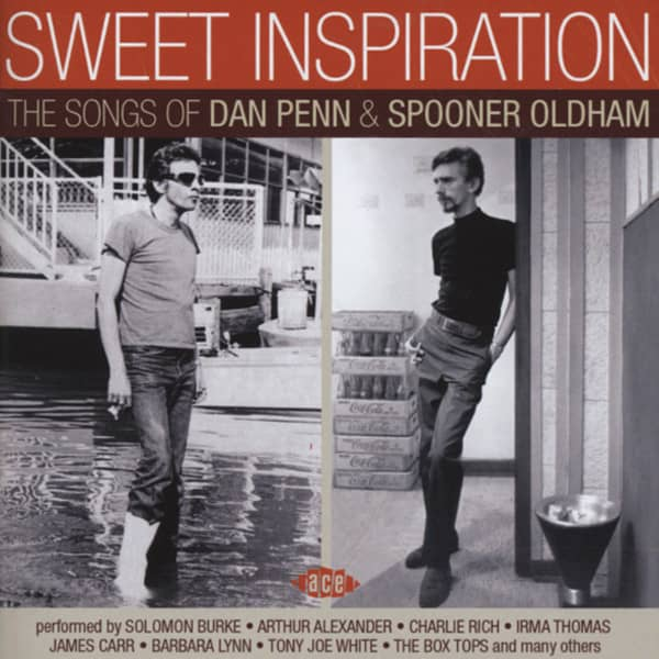 Sweet Inspiration - Songs Of D.Penn&S.Oldham