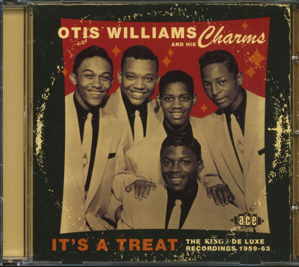 It's A Treat - The King-DeLuxe Recordings 1959-63 (CD)