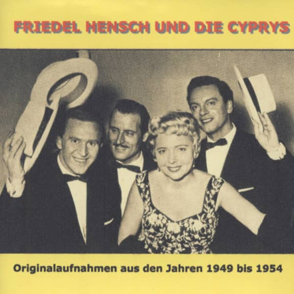 Friedel Hensch & die Cyprys (2-CD)