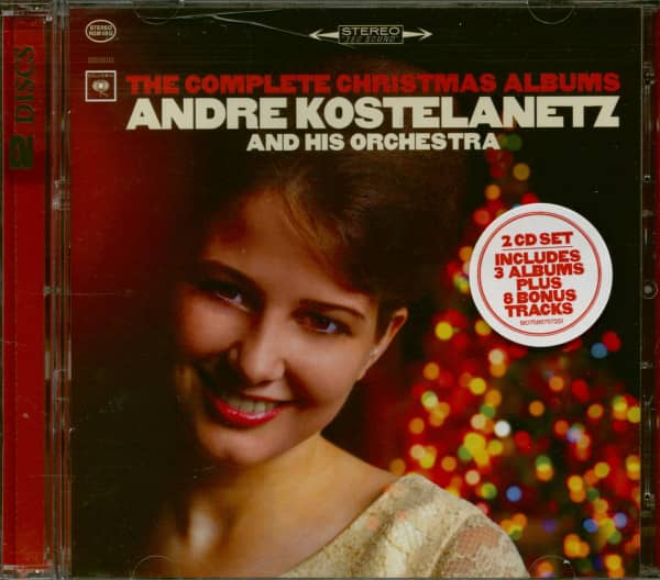 The Complete Christmas Albums (2-CD)