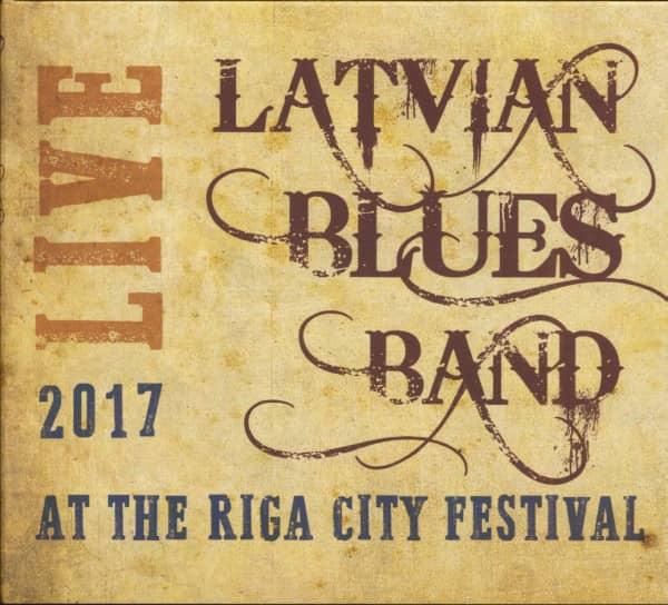 Live At The Riga City Festival 2017 (CD)