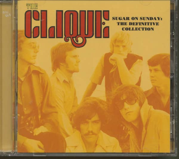 Sugar On Sunday - The Definitive Collection (CD)