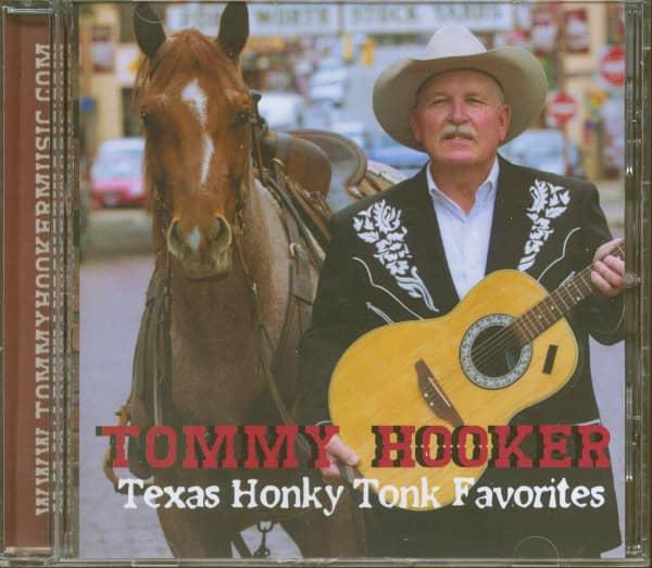 Texas Honky Tonk Favorites (CD)