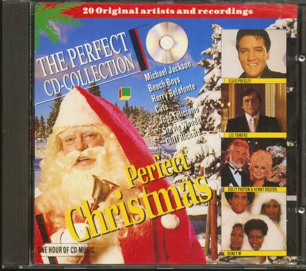 The Perfect CD Collection - Perfect Christmas (CD)