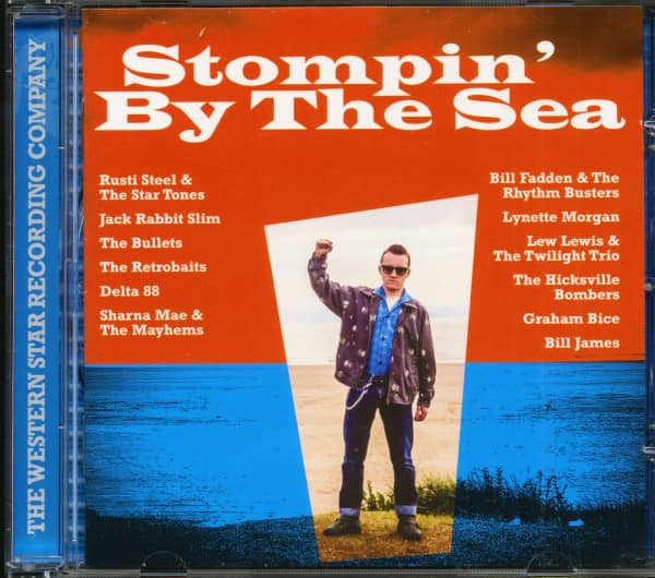 Stompin' By The Sea (CD)