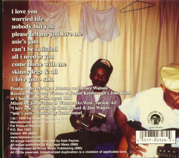 Worried (CD)