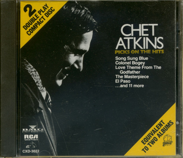 Picks On The Hits (CD)
