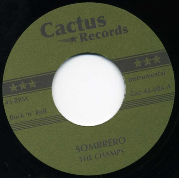 Sombrero - Buzz Saw 7inch, 45rpm