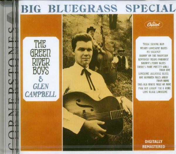 Big Bluegrass Special (CD)