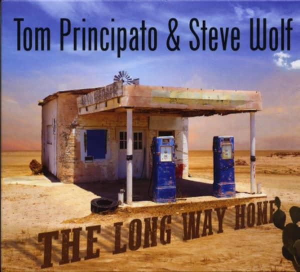 The Long Way Home (CD)