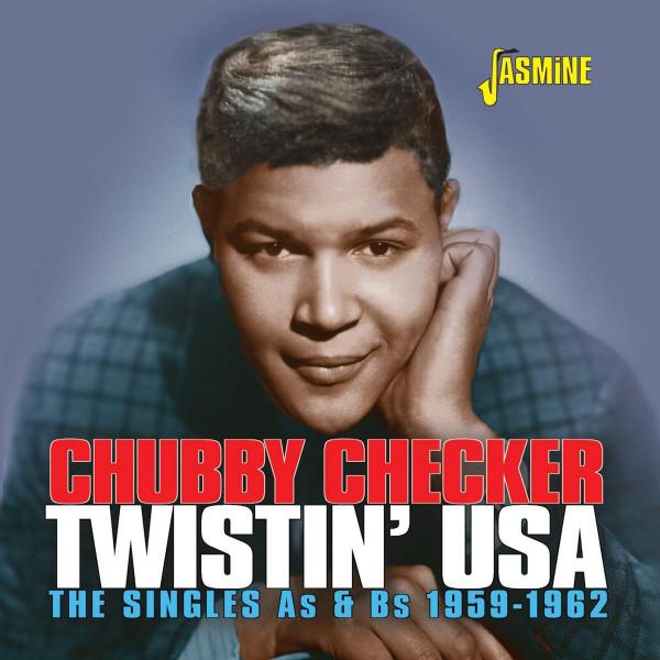 Twistin' USA (CD)