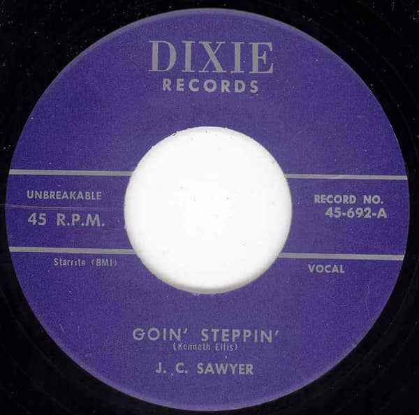 Sweet Love - Goin Steppin (7inch, 45rpm)