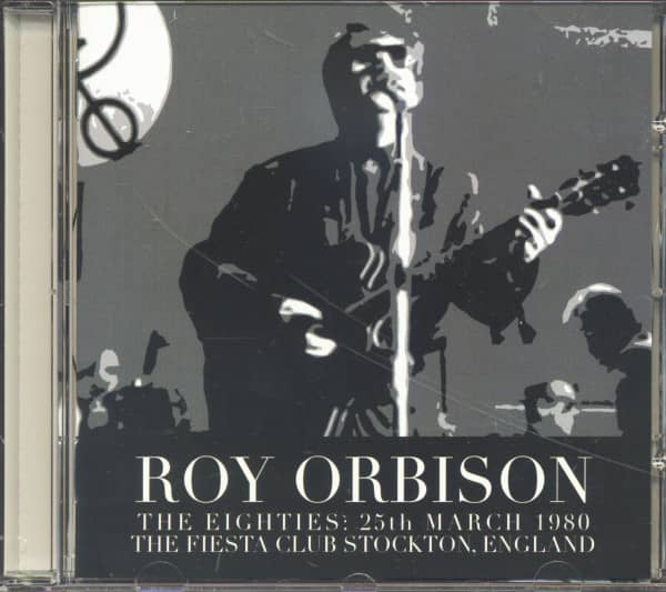 Live From The Fiesta Club, Stockton, England, 1980 (CD)