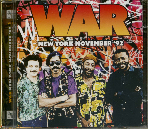 New York November '92 (2-CD)