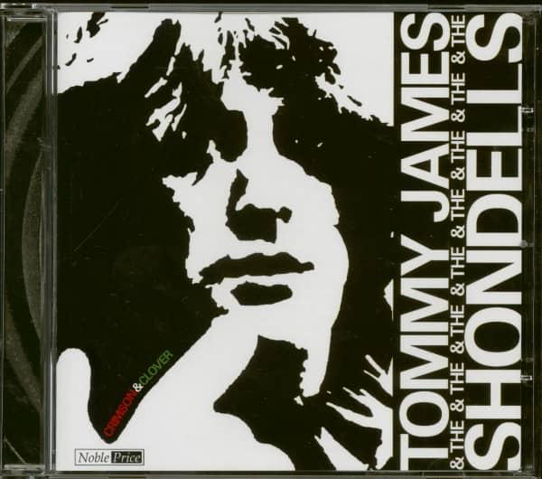 Tommy James & The Shondel (CD)