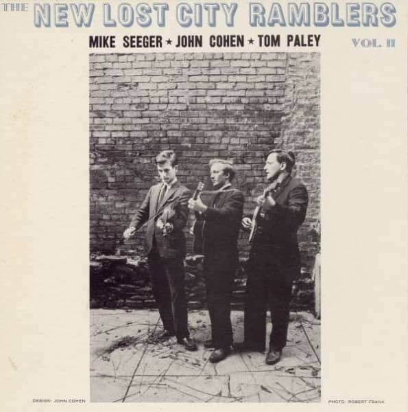 New Lost City Ramblers Vol.2