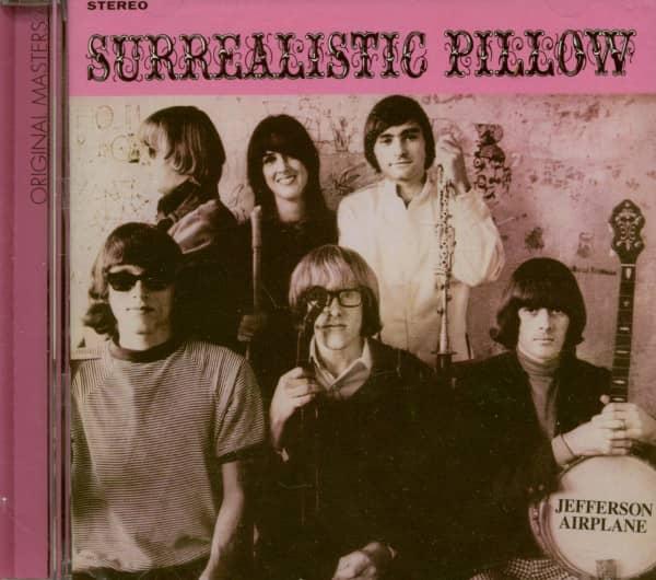 Surrealistic Pillow...plus (CD)