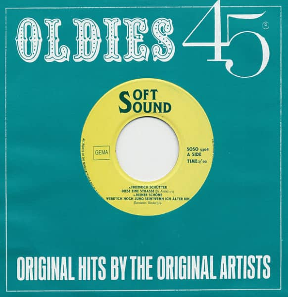 Oldies 45 - 7inch, 45rpm EP