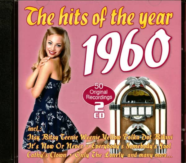 The Hits Of The Year 1960 (2-CD)