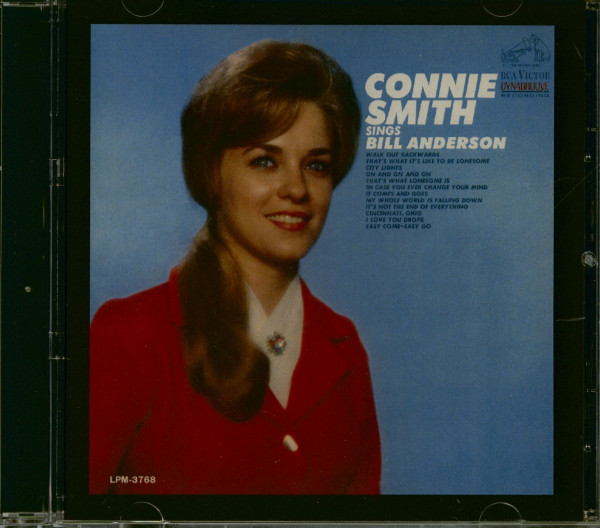 Connie Smith Sings Bill Anderson (CD)