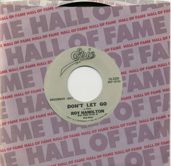 Don't Let Go - You'll Never Walk Alone (7inch, 45rpm, BC, CS)