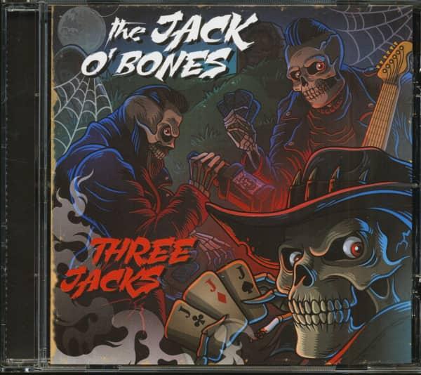 Three Jacks (CD)